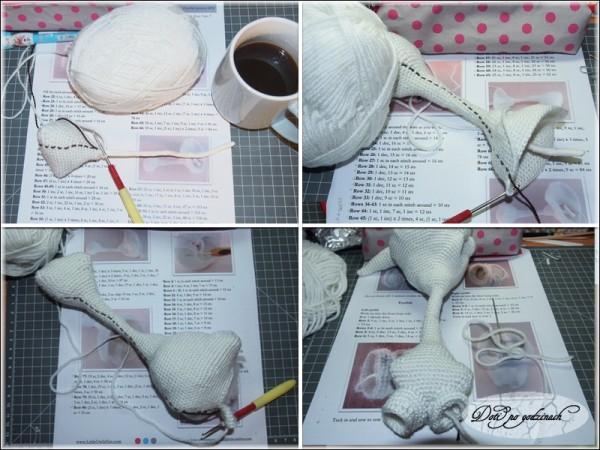 DIY Handmade: Bezpłatne szydełkowe samouczki PDF - polecam :) | 450x600