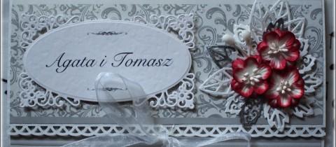 Kartki ślubne część I