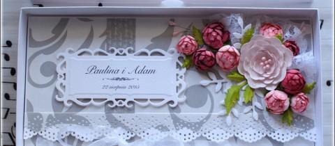 Kartki ślubne część II