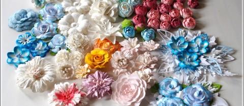 Produkcja kwiatków